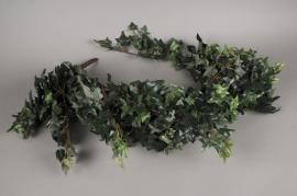 x115wh Chute de lierre artificiel vert H120