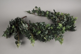 x115wh Green artificial ivy fall H120cm