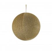 X120DQ Glittery gold ball D40cm