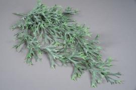 x137el Chute de citronelle artificielle vert H80cm