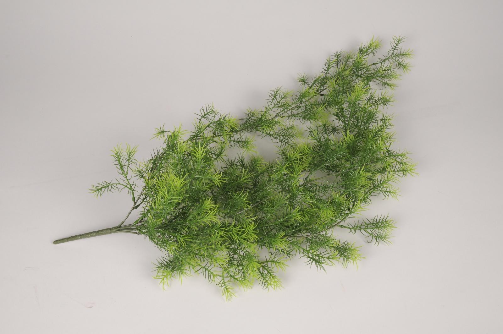 x145el Springeria artificiel vert L77cm
