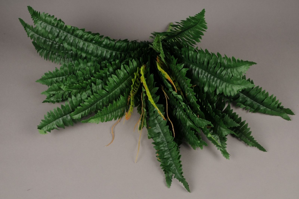 x160wh Green artificial fern H60cm