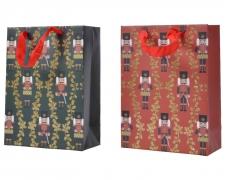X178KI Sac cadeau motif assorti 12x30cm H42cm