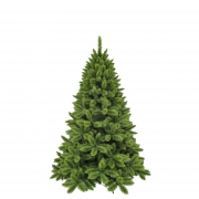 X180DQ Green artificial Christmas tree D196cm H305cm