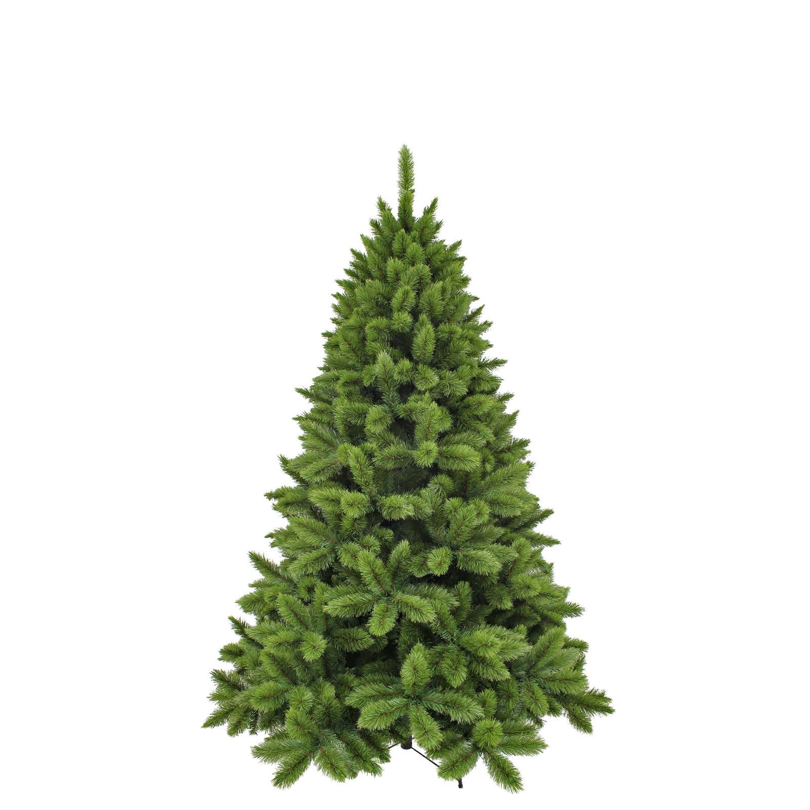 X180DQ Sapin artificiel vert D196cm H305cm