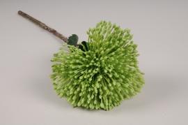 x211ee Sedum artificiel vert H43cm
