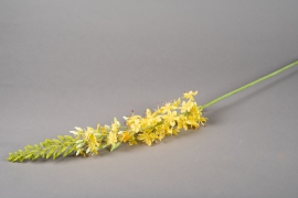 x221ee Artificial yellow eremurus H106cm