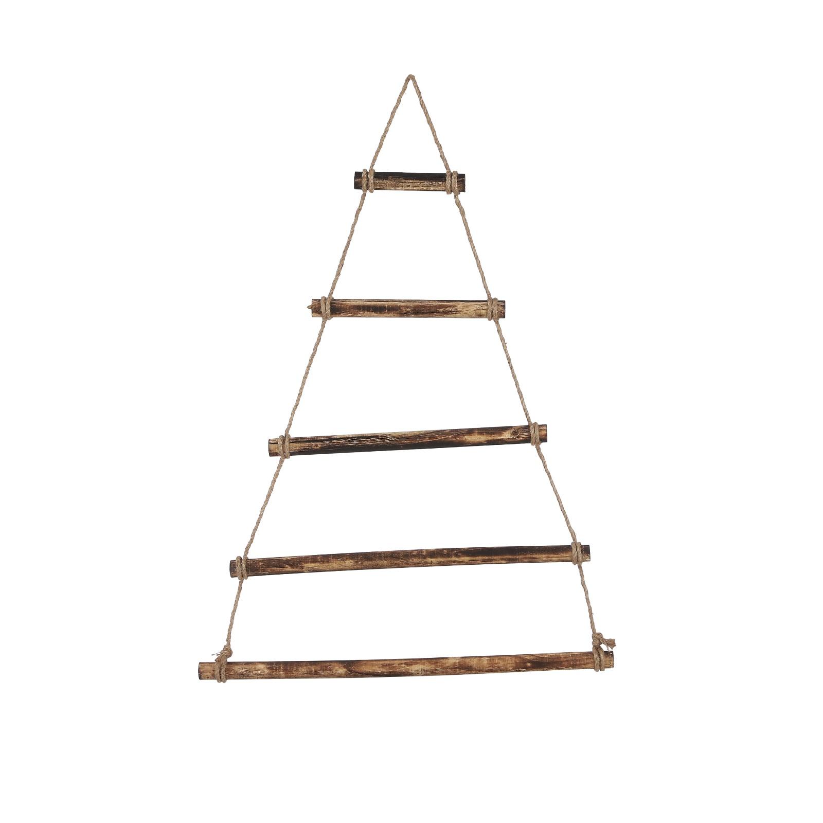 X229DQ Sapin en bois à suspendre H108cm