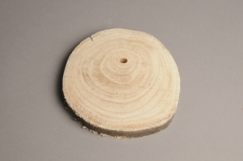 x281wg Natural woodslice D20cm