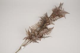 x331ee Brown branch artificial asparagus H110cm