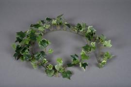 x336wh Green artificial ivy garland L180cm