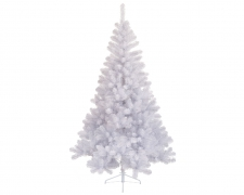 X346KI Artificial white imperial Christmas tree H210cm