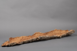 x388wg Dried cork bark L116cm