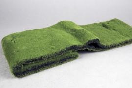 x407di Artificial green foamed band 160cm x 20cm