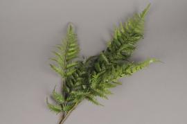 x425mi Green artificial fern H90cm