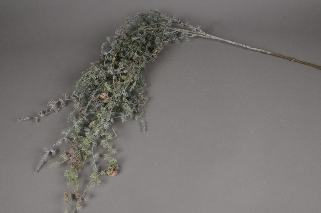 x428di Branche de larix artificiel vert H120cm