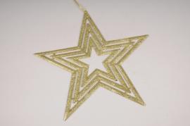 X541KI Étoile dorée D40.5cm