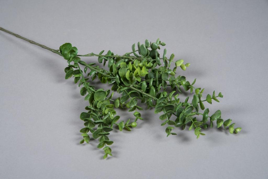 x575di Branche d'eucalyptus artificiel vert H70cm