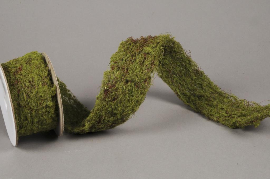 x576di Green artificial moss roll H200cm