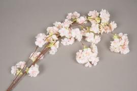 x577jp Branche de cerisier artificiel rose H135cm