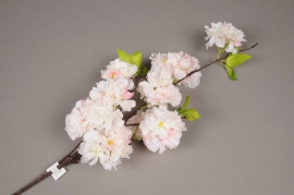 x578jp Artificial Prunus branch pink H135cm