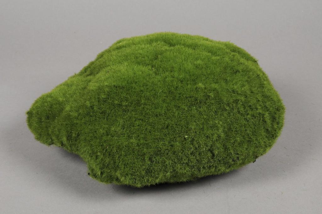 x580nn Artificial green moss pebble D35cm