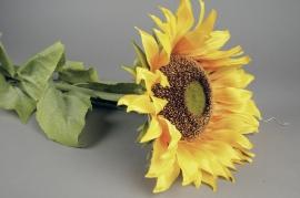x593di Artificial sunflower H140cm