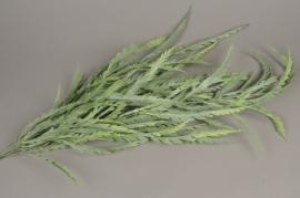x637jp Artificial green grass picket H80cm