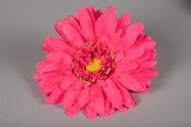 x660jp Artificial pink gerbera D33cm