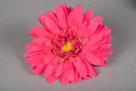 x660jp Gerbera rose artificiel D33cm