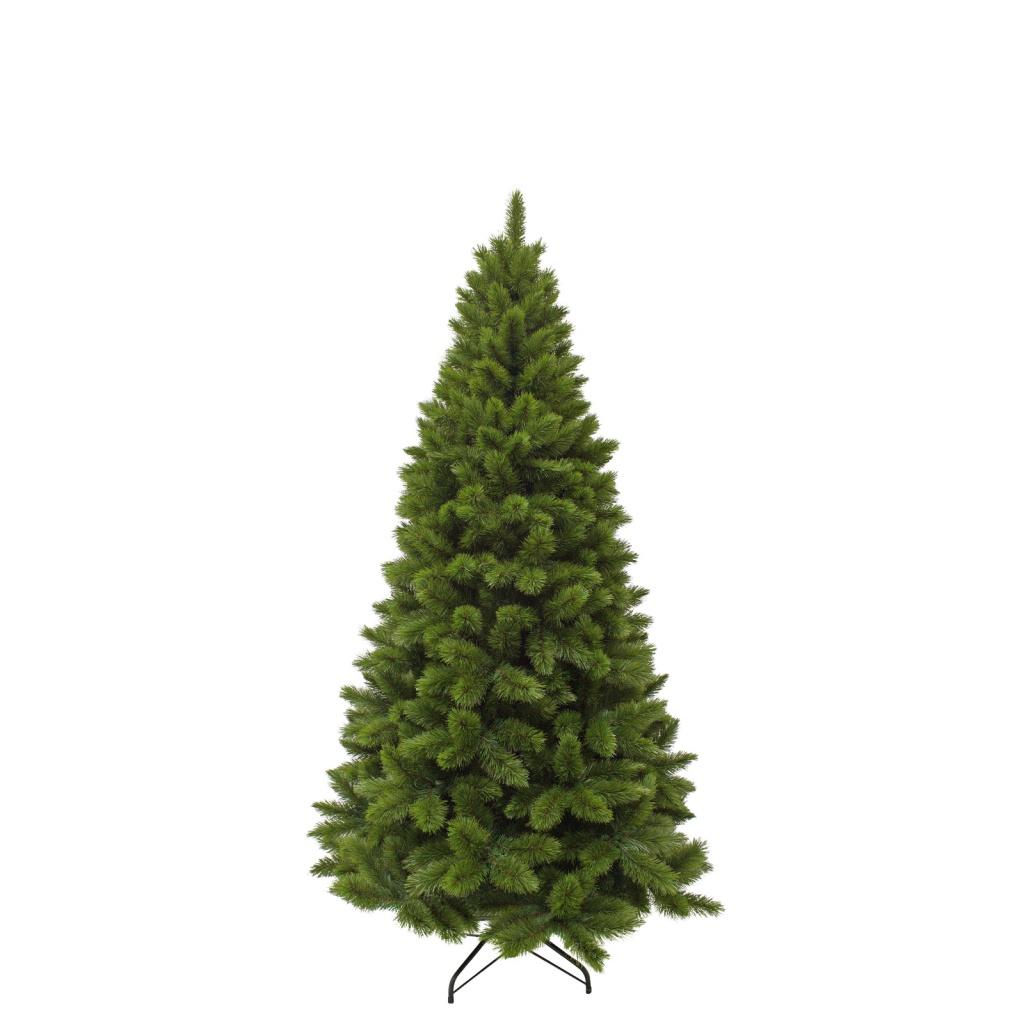 X737DQ Artificial green Christmas tree H260cm