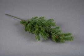 x786mi Artificial fir tree branch H63cm