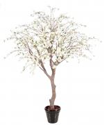 xe46vb cerisier artificiel blanc H280cm