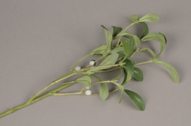 xx40di Branch of artficial mistletoe H45cm