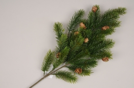 xx90di Artificial Christmas tree branch H65cm