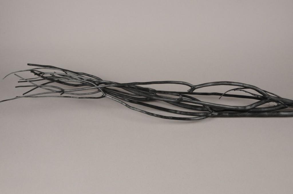 zd01sx Branches de mitsumata noires H120cm